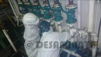 Identificación de materiales con amianto en instalaciones Desamianta